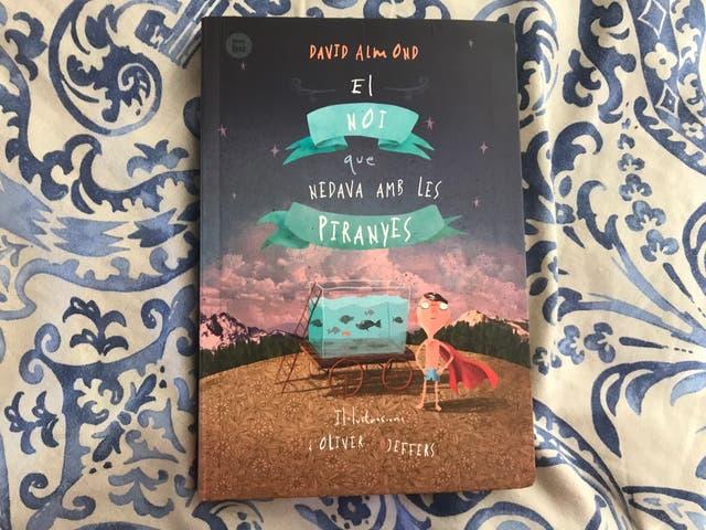 Club de lectura: El noi que nedava amb piranyes