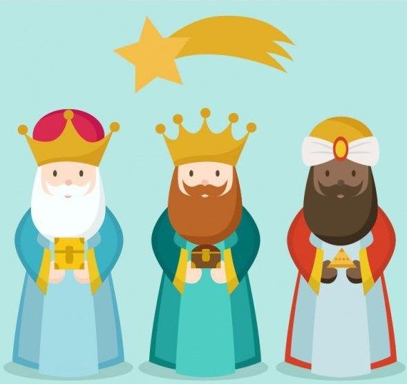 Arribada dels Reis d'Orient a Esponellà