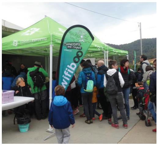 Esport: 6a parada del viatge esportiu a l'Escola Can Puig