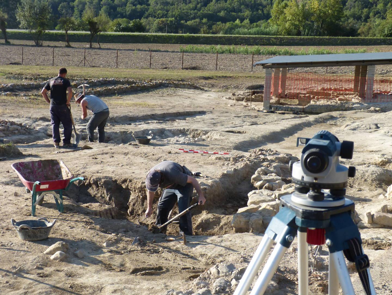 Què ens expliquen els arqueòlegs de Vilauba?