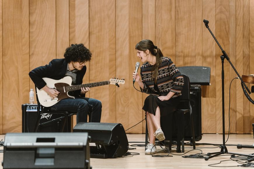 Concert - Magalí Sare & Sebastià Gris