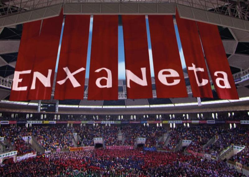 Projecció del documental Enxaneta (2011)