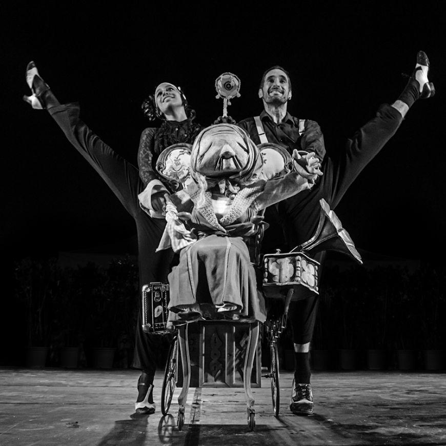 La dernière danse de Brigitte - Rere el teló 2020 - Porqueres