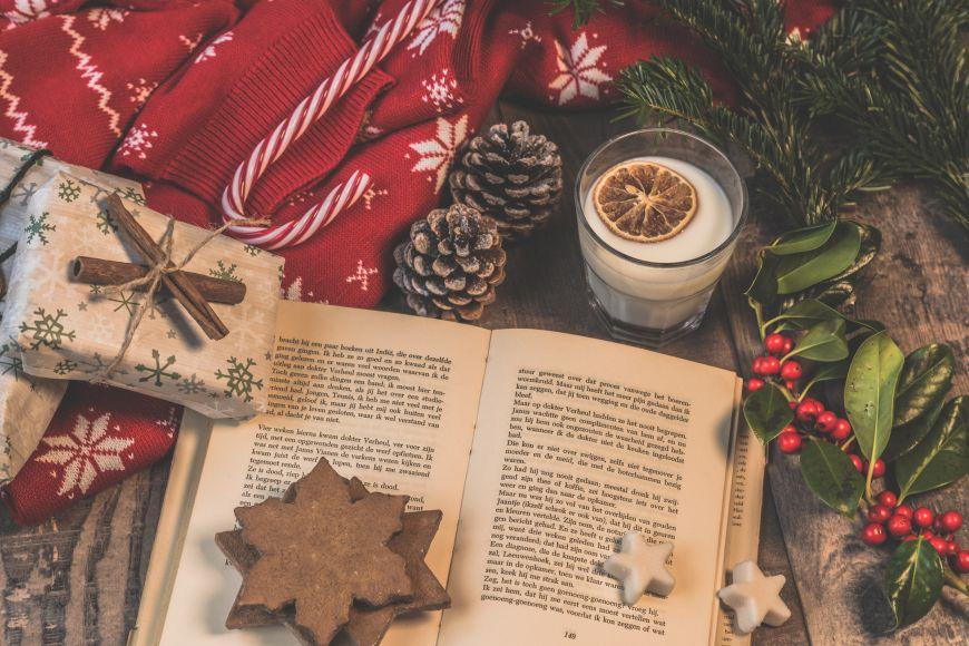 Nadal a la biblioteca - Banyoles