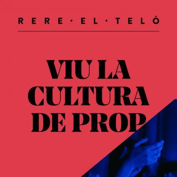 Anna Andreu - Concert presentació Rere el teló 2021