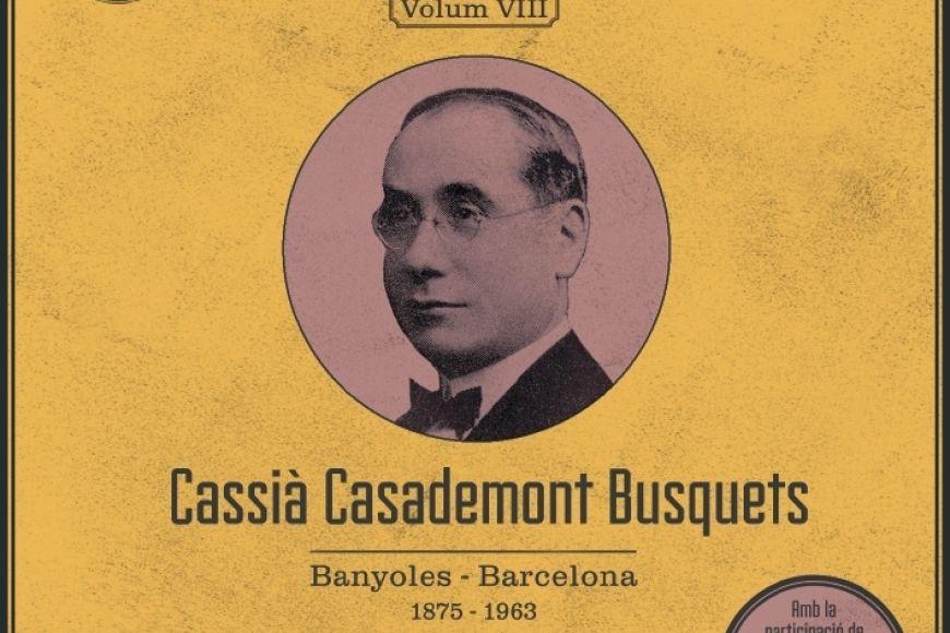 Presentació disc Cassià Casademont