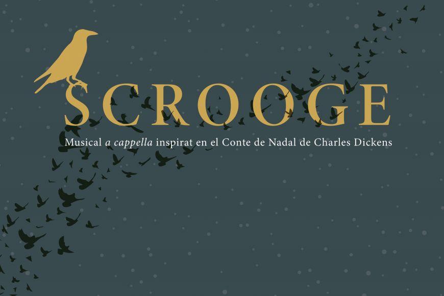 """""""Scrooge"""", teatre musical"""