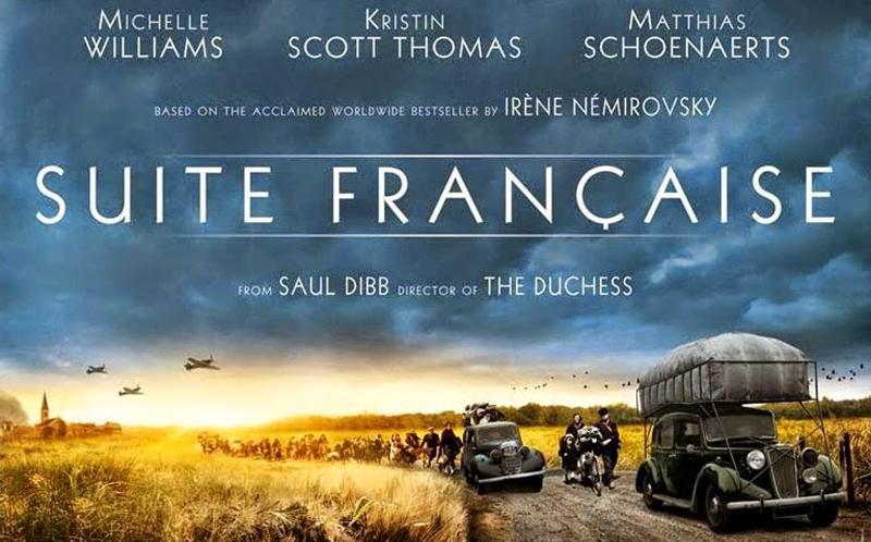 """""""Suite francesa"""", al club de cinema"""