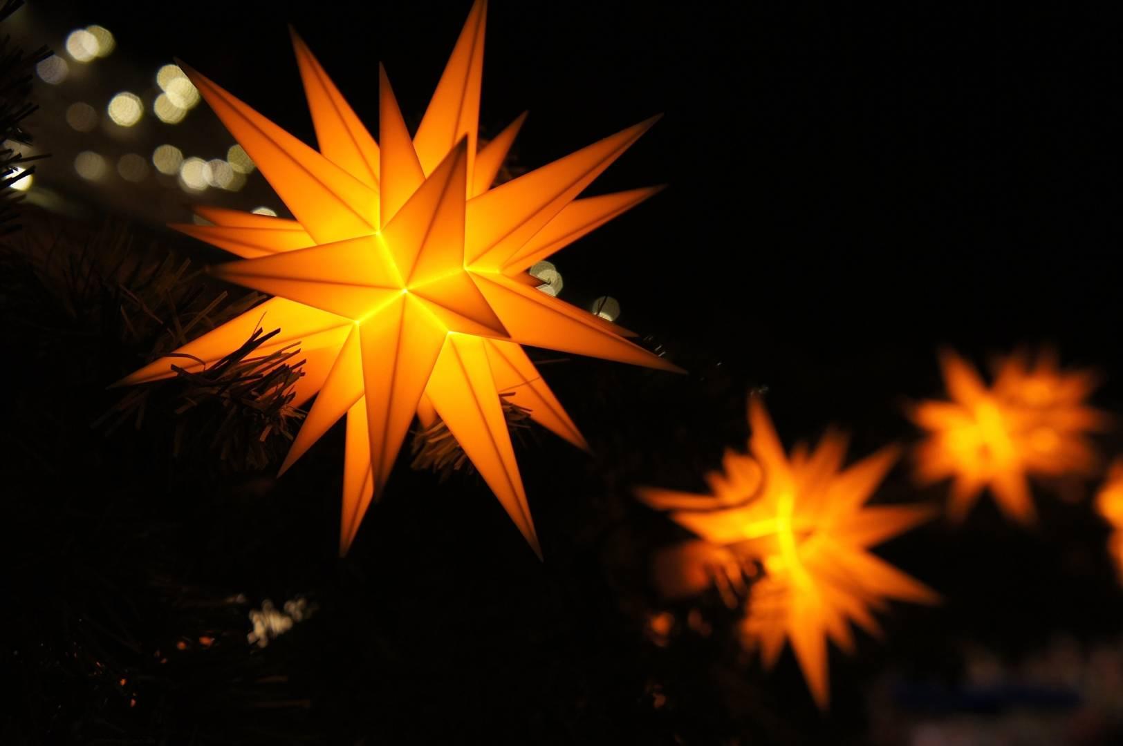 Encesa de llums de Nadal a Porqueres