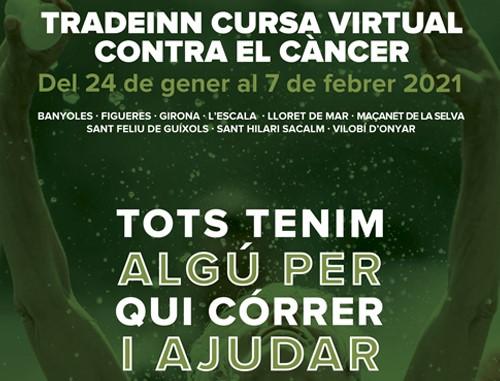 Tradeinn cursa virtual contra el càncer