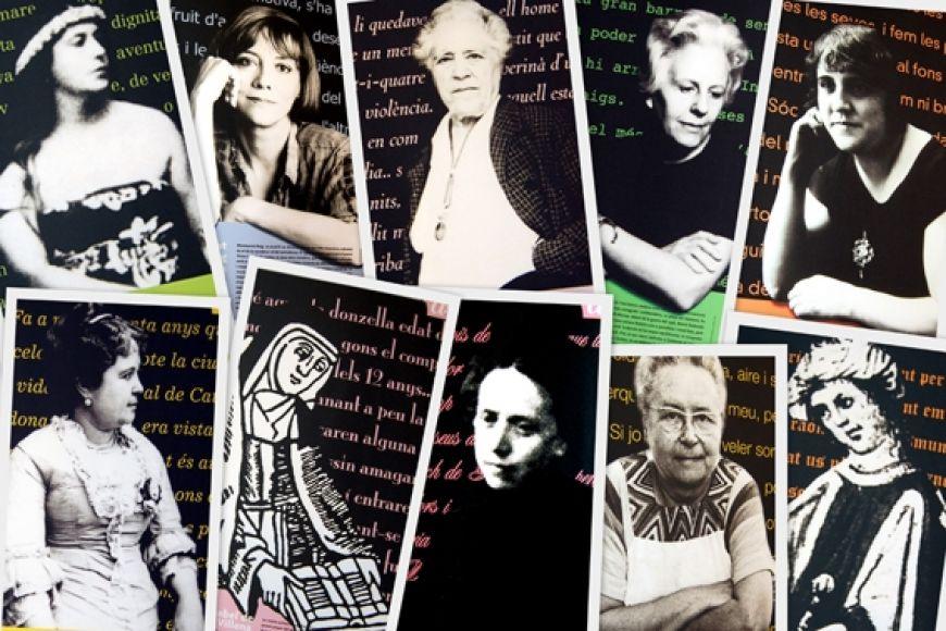Fons especialitzat en literatura i dona: Francesca Bartrina