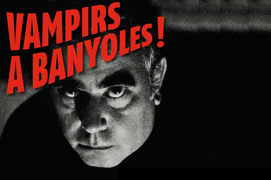 Vampirs a Banyoles!, Exposició