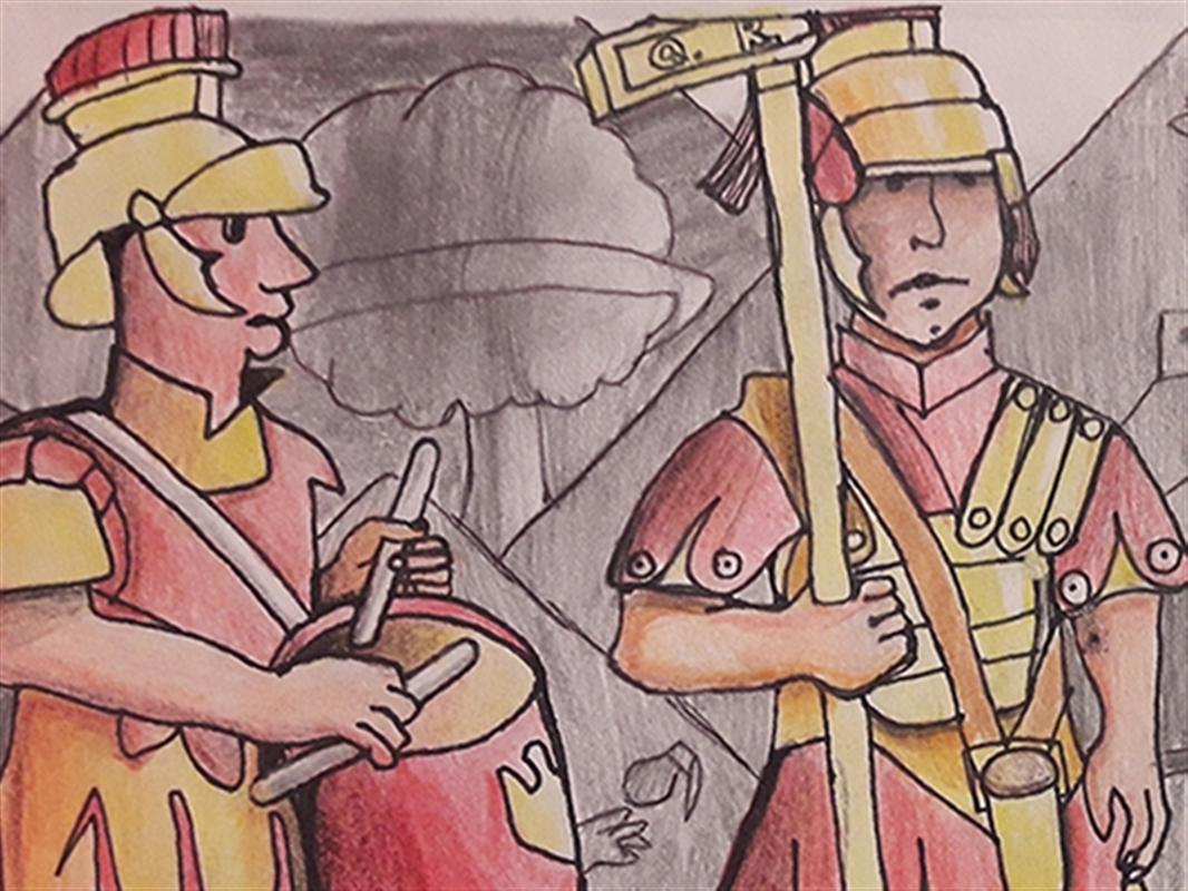 17è concurs de dibuixos del Manípul de Manaies de Banyoles