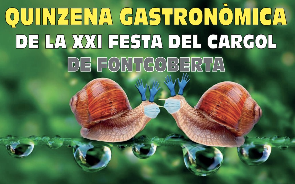 XXI Festa del cargol de Fontcoberta