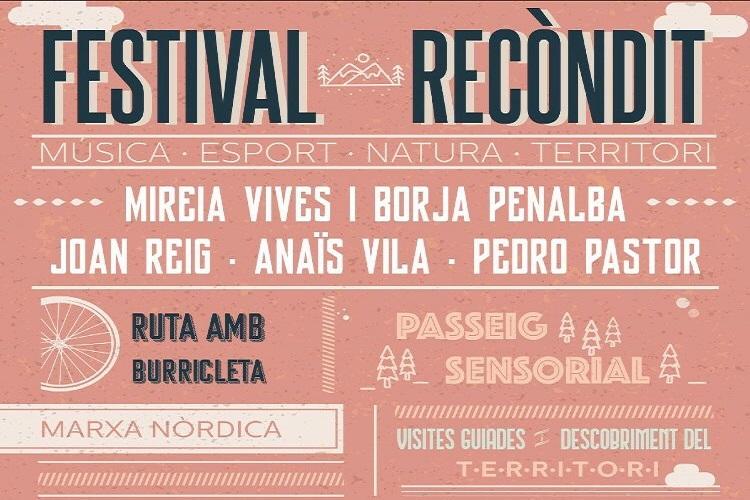 Festival Recòndit a Sant Miquel de Campmajor