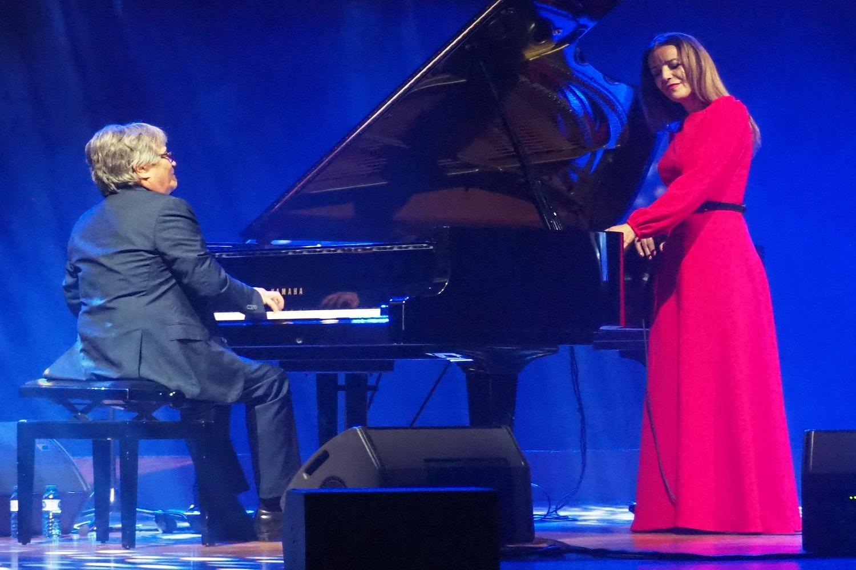 Chano Domínguez & Mariola Membrives en concert