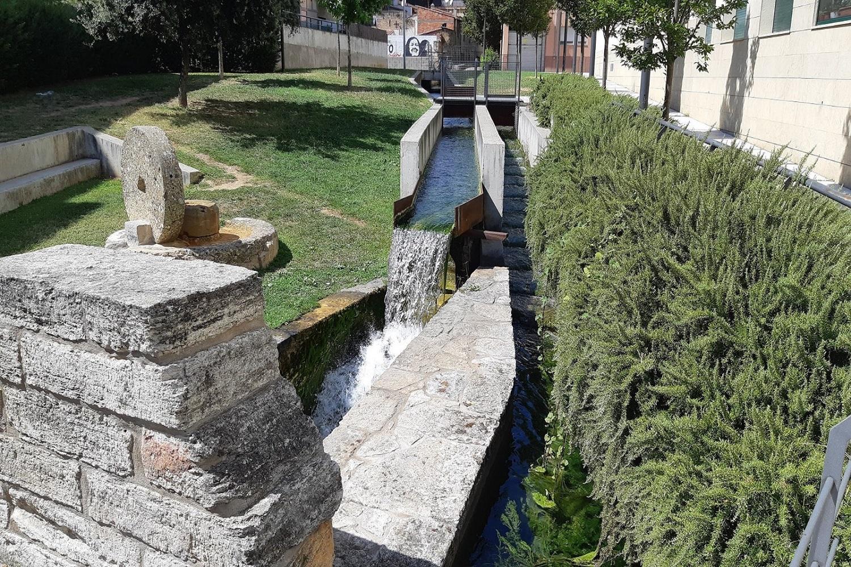 """""""El rec Major: un passeig històric i natural"""", visita guiada"""
