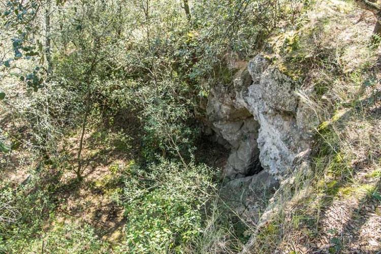 Visita a les coves de Martís
