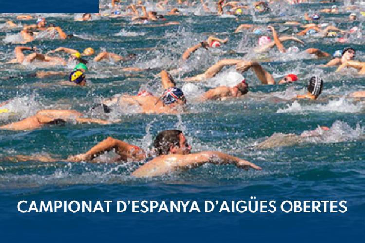 Campionat d'Espanya d'aigües obertes