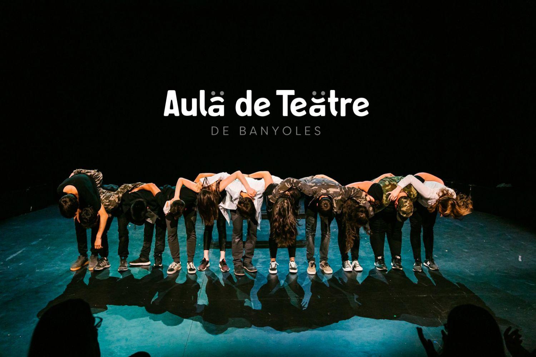 Aula de teatre a Banyoles