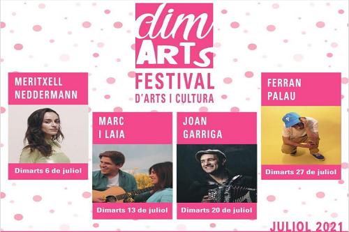 DimARTS Festival d'Arts i Cultura