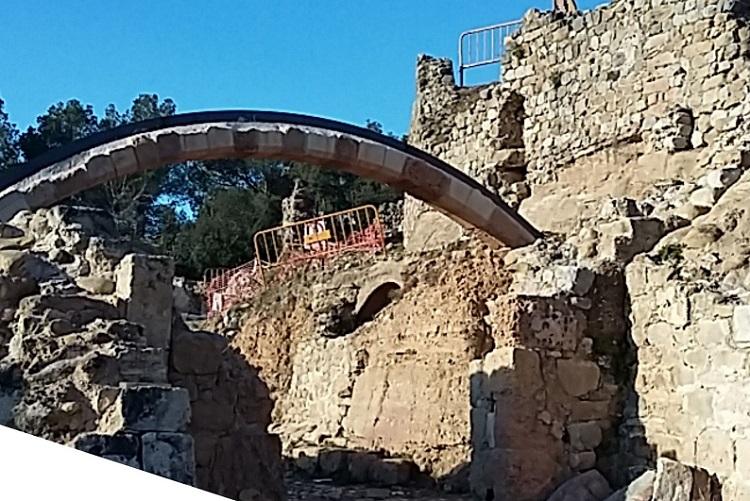 Visita guiada al castell d'Esponellà