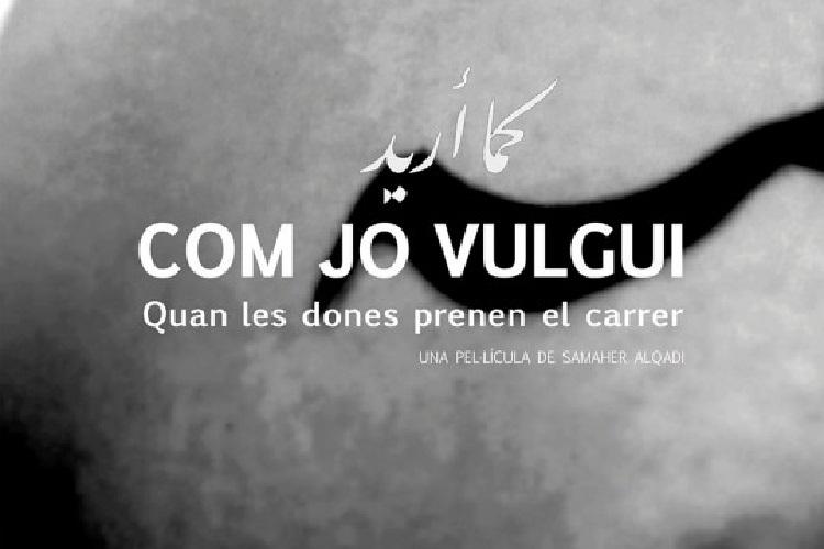 """""""Com jo vulgui"""", Cinema documental"""