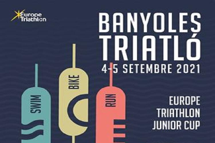 Campionat d'Espanya de triatló i Copa d'Europa Junior
