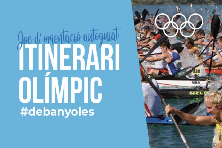 Itinerari olímpic a Banyoles