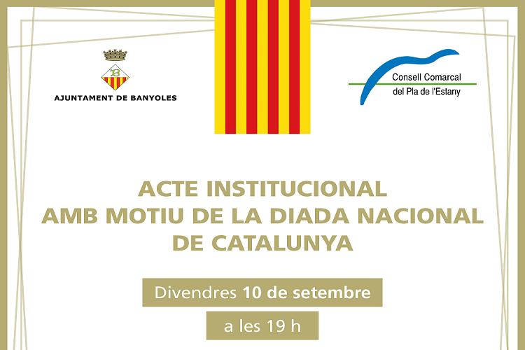 Diada de Catalunya a Banyoles