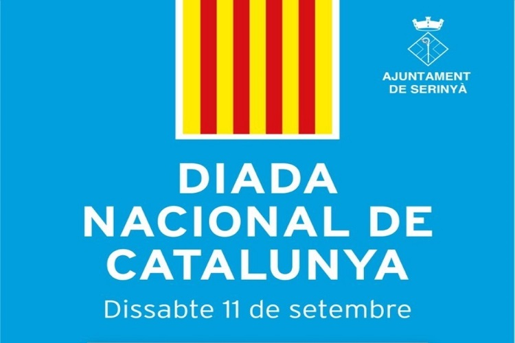 Diada de Catalunya a Serinyà